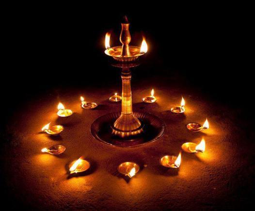Karthigai Lamps